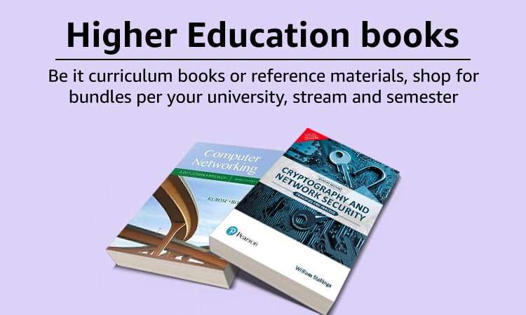 Higher Eductaion books