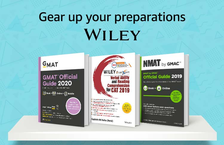 gear up your preparations with WILEY