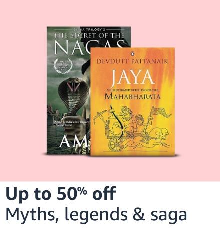 Myths, legends & saga