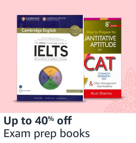 Test prep books