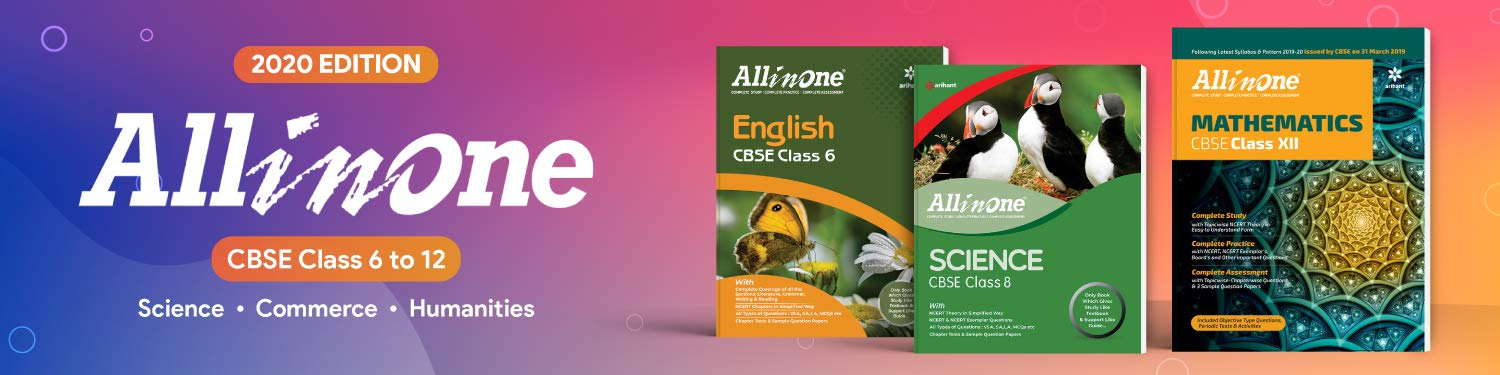 All in One CBSE class 6 to 10
