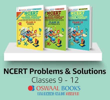 NCERT Problems & Solutions