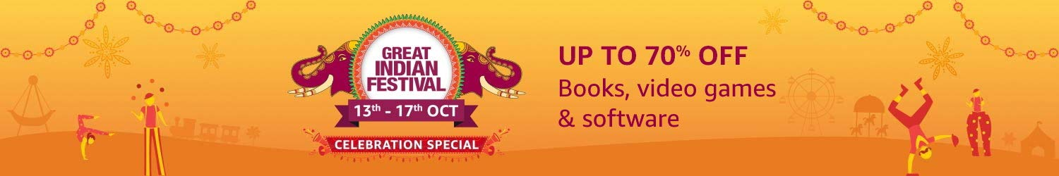 Up to 70% off: Books, video games, software