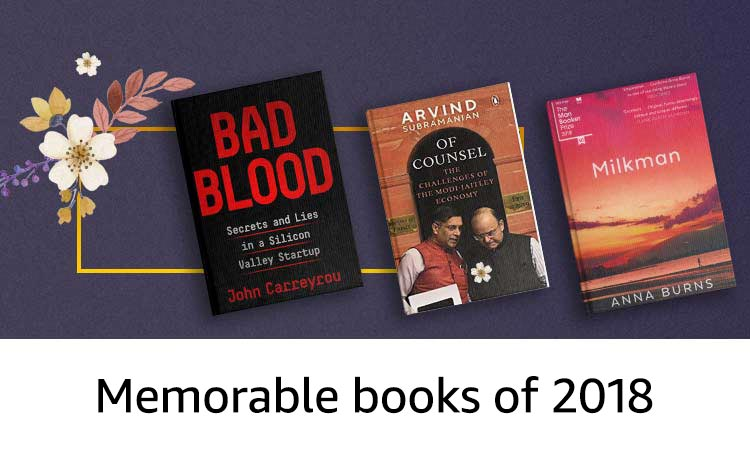 Memorable books of 2018