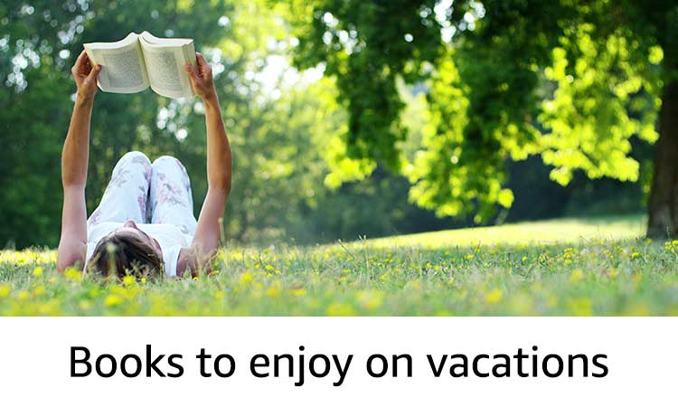 Books To Read On Vacations