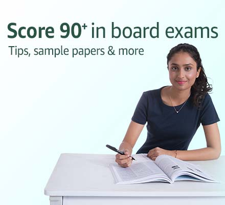 Score 90+ in board exams