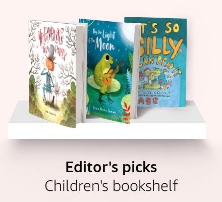 Editors Pick Children's Bookshelf