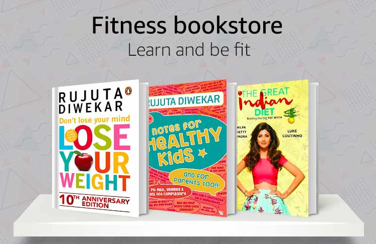 Fitness bookstore