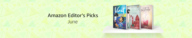 Amazon Editor's Picks - June