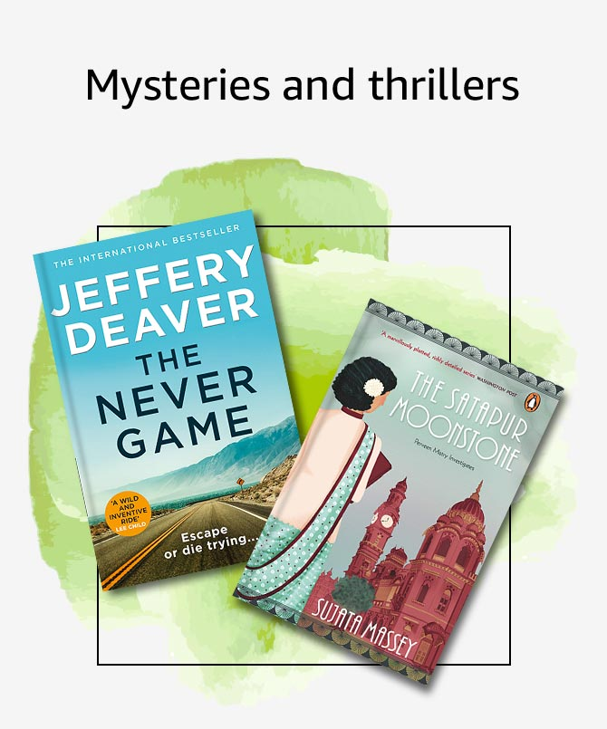 Mysteries and Thrillers