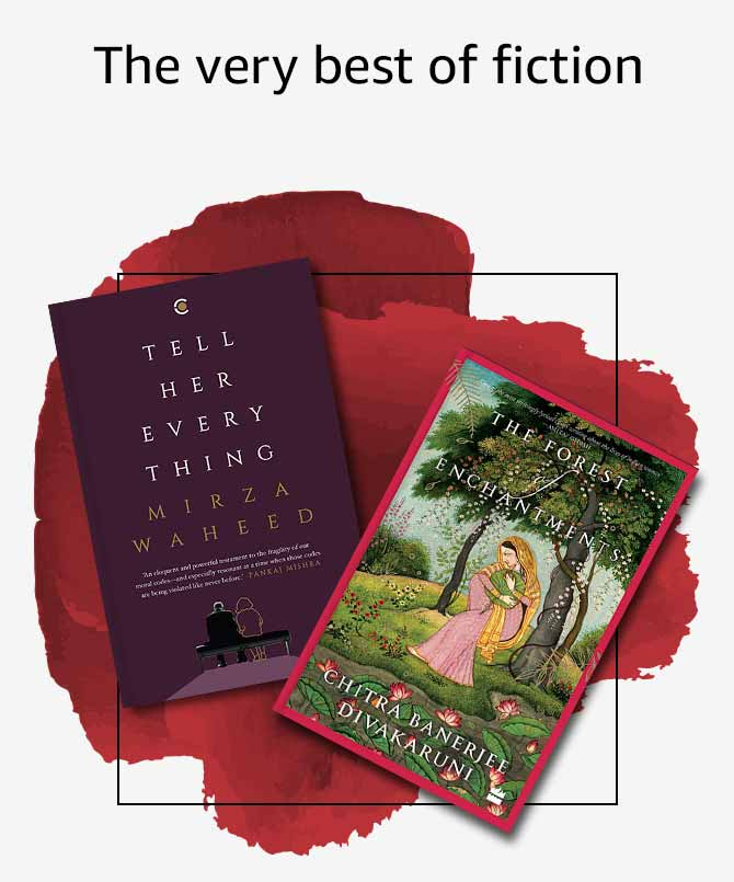 The very best of fiction