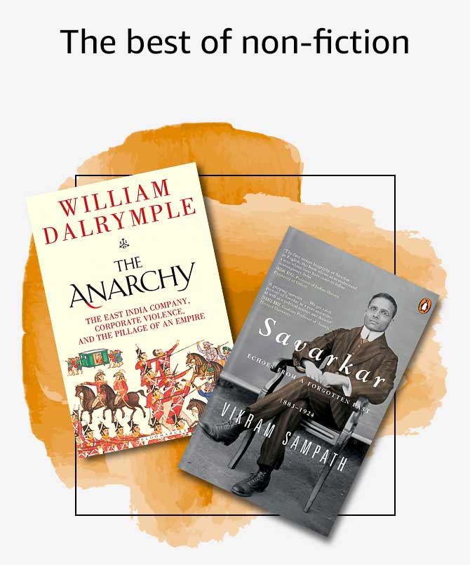 The very best of non-fiction