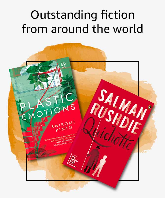 Outstanding fiction from around the world