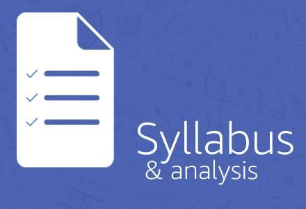 Syllabus & analysis