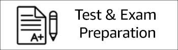 Test & Exam Preparation