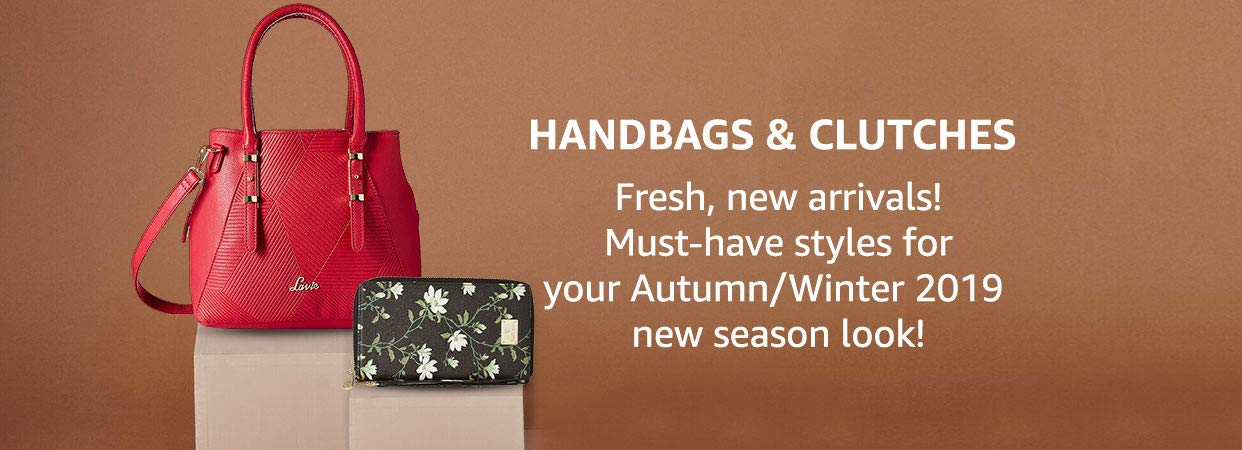 dd7dfb96504 Handbags: Buy Handbags and Clutch bags For Women online at best ...