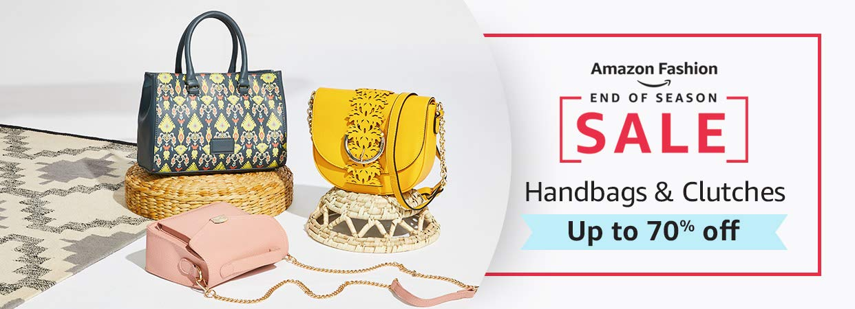8329fd8df Handbags: Buy Handbags and Clutch bags For Women online at best prices in  India - Amazon.in