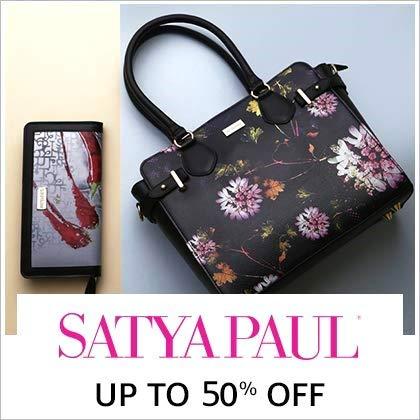 3d08d4c8e02 Handbags: Buy Handbags and Clutch bags For Women online at best ...