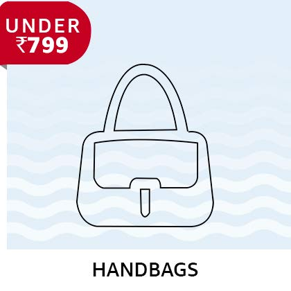 Handbags Under 799