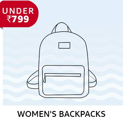 Backpacks under 799
