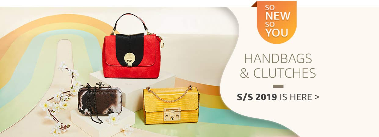 Handbags  Buy Handbags and Clutch bags For Women online at best prices in  India - Amazon.in 535bde0fc568c