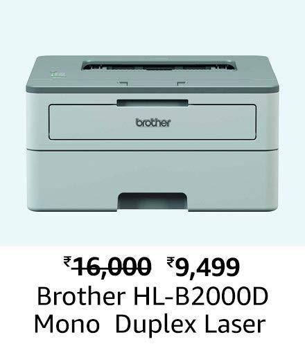 Brother HL-B2000D Mono  Duplex Laser