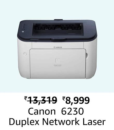 Canon  6230 Duplex Network Laser