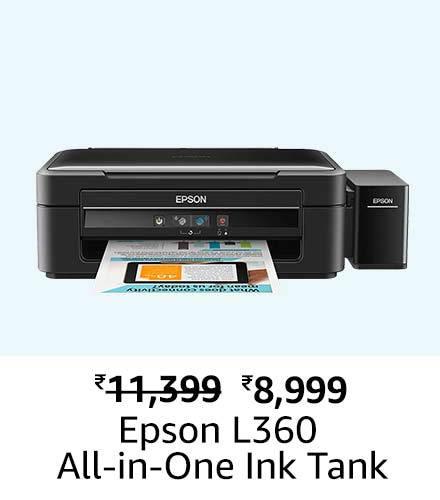 Epson L360 All-in-One Ink Tank