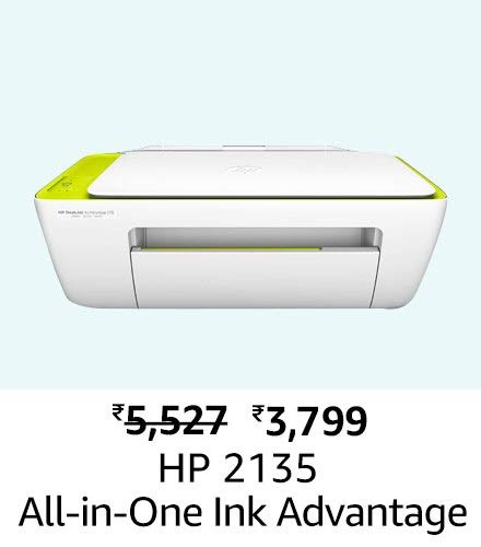 HP 2135 All-in-One Ink Advantage