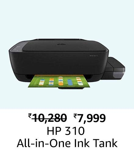 HP 310 All-in-One Ink Tank