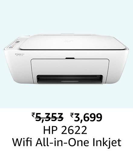 HP 2622 Wifi All-in-One Inkjet