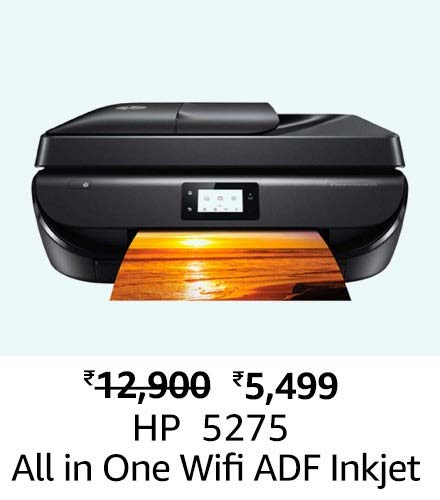 HP  5275  All in One Wifi ADF Inkjet