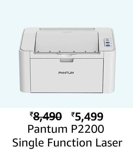 Pantum P2200 Single Function Laser