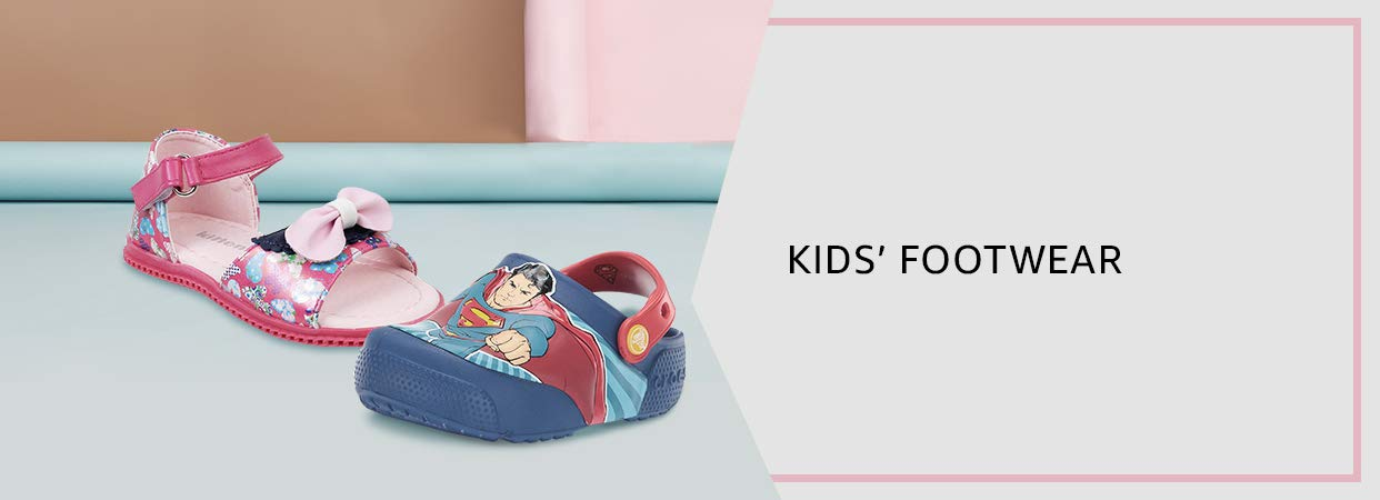02beeabf0c80 Kids Sandals  Buy Kids Footwear online at best prices in India ...