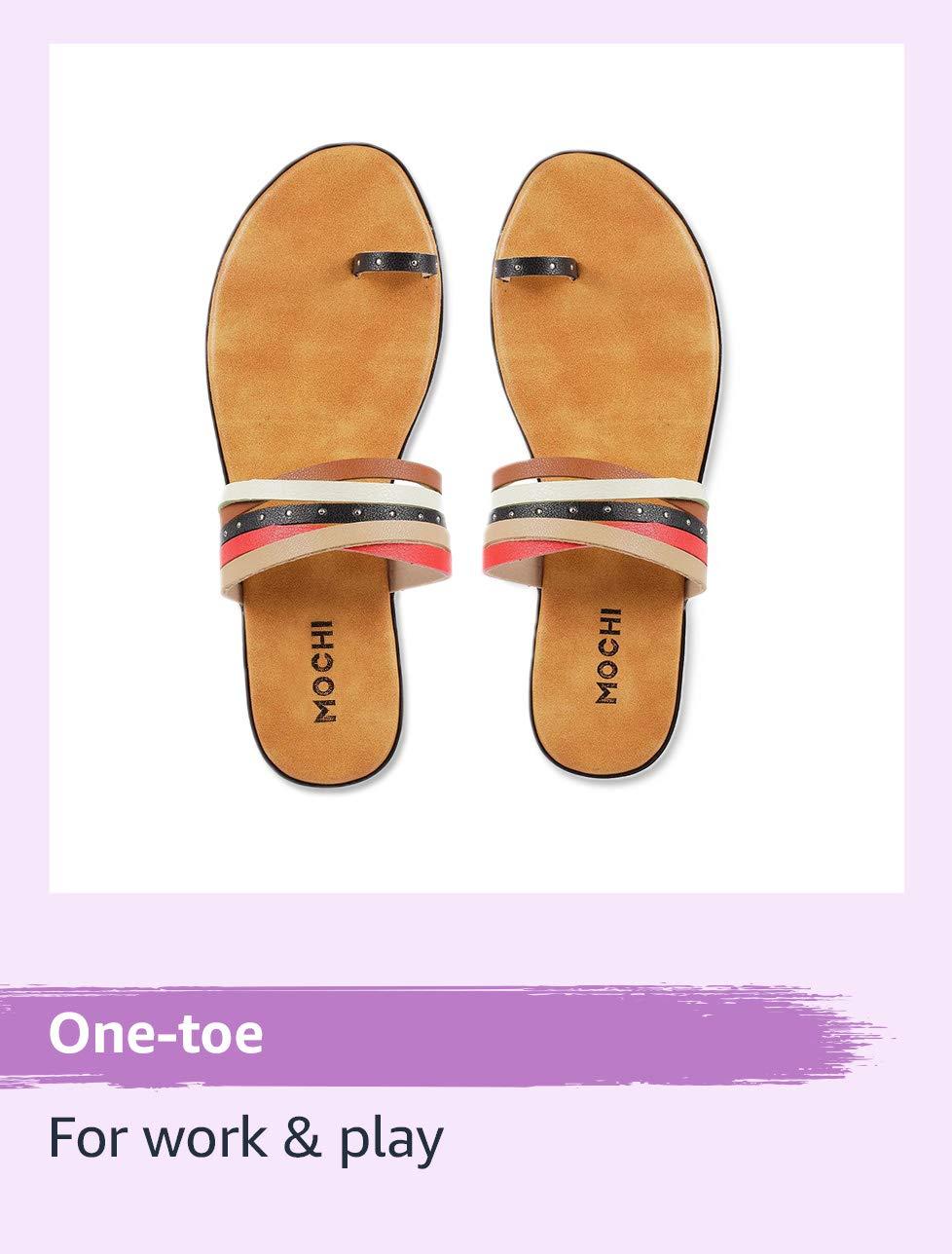 One toe