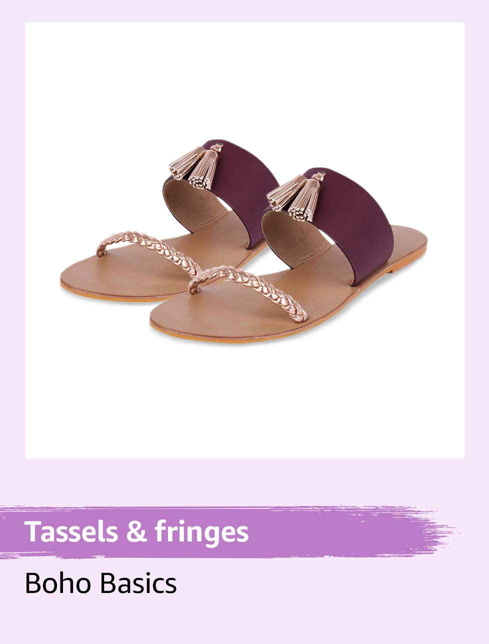 Tassels & fringes