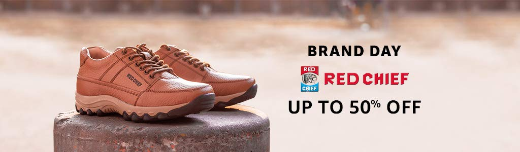 Brand Day | Red Chief | Up To 50% Off