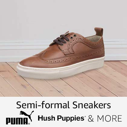 Semi-formal Sneakers
