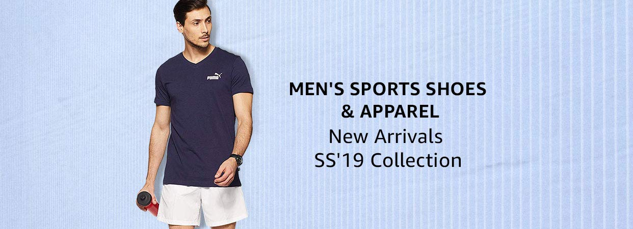 Men's Sports Shoes & Apparel | New Arrivals