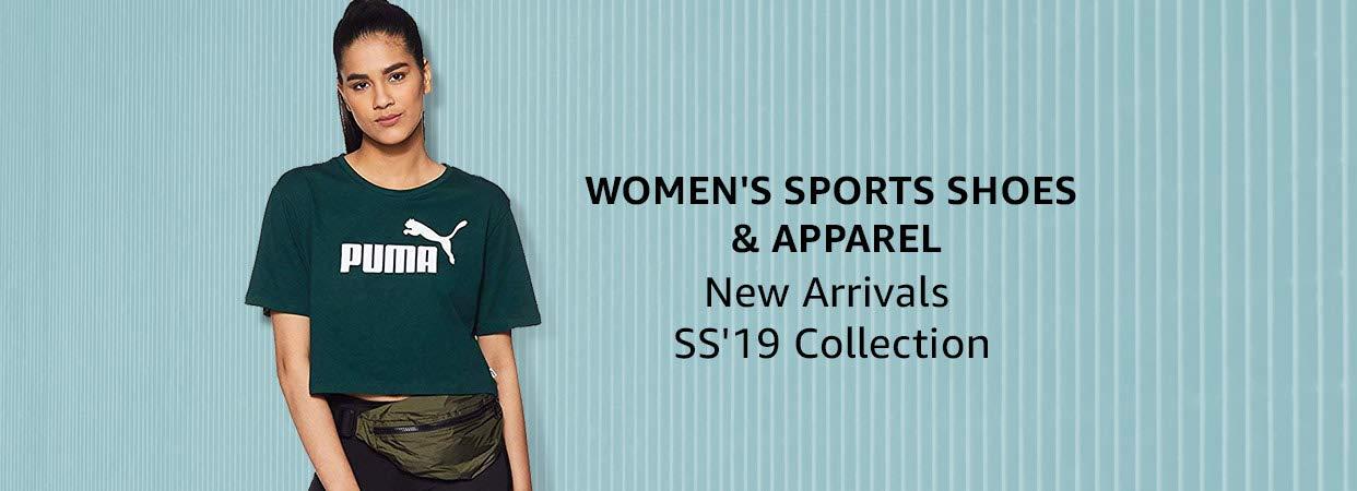 Women's Sports Shoes & Apparel | New Arrivals