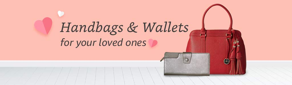Handbags & Wallets Collection
