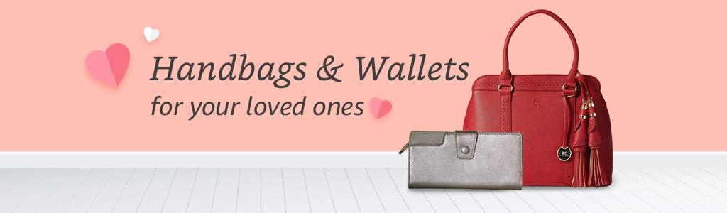 Handbags & Wallets Collection