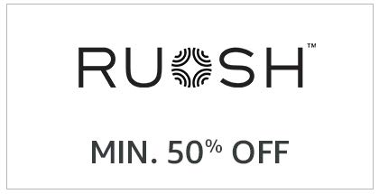 Ruosh Min. 50% Off