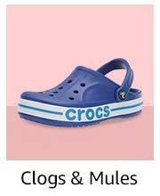 Clogs & Mules