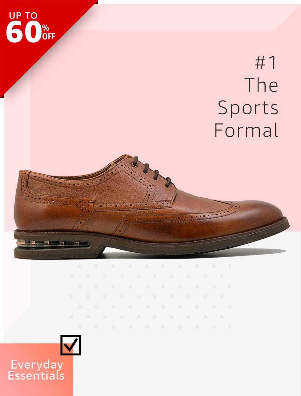 c51c57ab9 Up to 70% off on Men s Shoes online at best prices on amazon.in