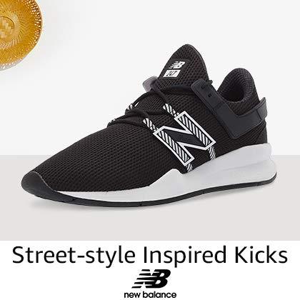 Street-style Inspired Kicks