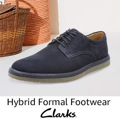 Hybrid Formal Footwear