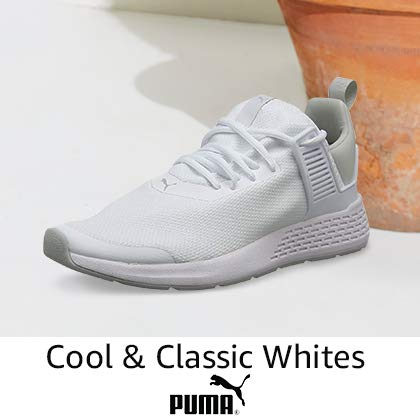 Cool & Classic Whites