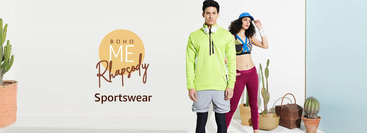 1ba296bf8 ... huge range of sports clothing and footwear for Men, Women, Kids and  Accessories at the Amazon Fashion Sportswear Store. Choose from Adidas,  Puma, Lotto, ...