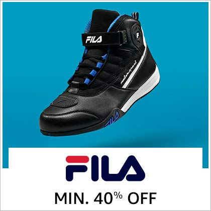 Fila Up To 40% Off